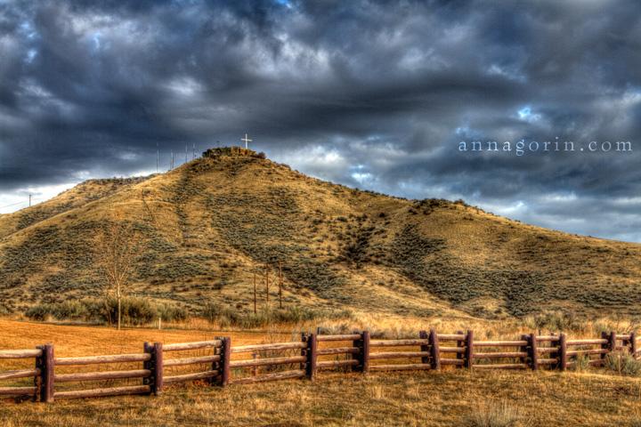 Table Rock Hdr Anna Gorin Photography Boise Idaho