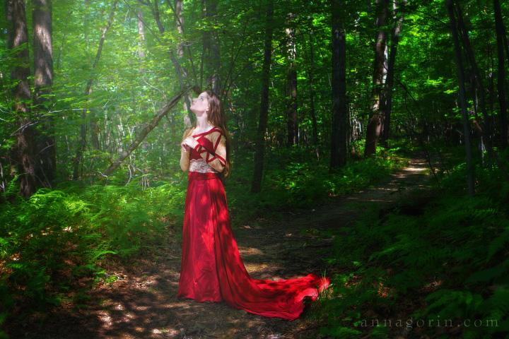 Fairytale Princess :: Portraits :: Anna Gorin Photography ...