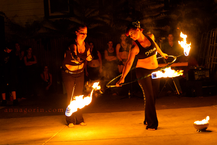 Fire Dancing At Unmata S Blood Moon Regale Part I Events Anna Gorin Photography Boise