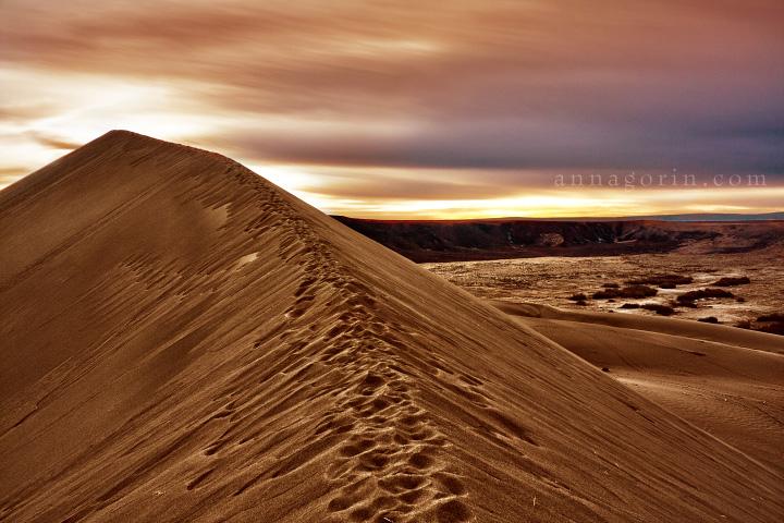 Idaho Sand Dunes >> Bruneau Dunes :: HDR :: Anna Gorin Photography, Boise, Idaho
