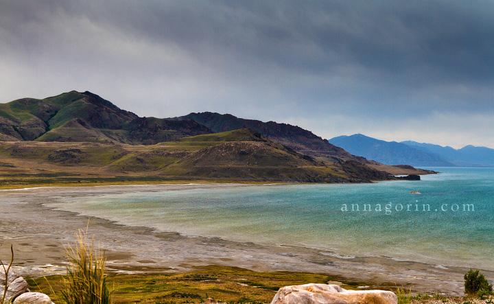 Antelope Island Utah Landscapes Anna Gorin