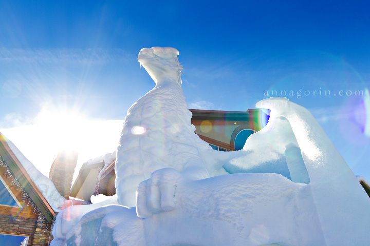 McCall Winter Carnival 2013 | winter festival winter snow sculptures snow payette lake mccall winter carnival 2013 mccall winter carnival mccall idaho ice events event photography  | Anna Gorin Design & Photography, Boise, Idaho