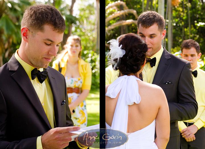 Weddings: Karissa & Mark | weddings travel romance portraits out of town weddings love honolulu hawaii events destination weddings couples  | Anna Gorin Design & Photography, Boise, Idaho