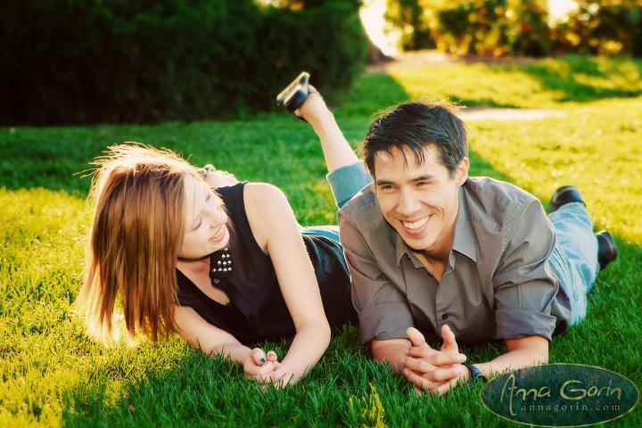 Engagements: Justin & Logan | romance portraits love idaho engagements engagement photos couples boise train depot boise engagement photos boise depot boise  | Anna Gorin Design & Photography, Boise, Idaho