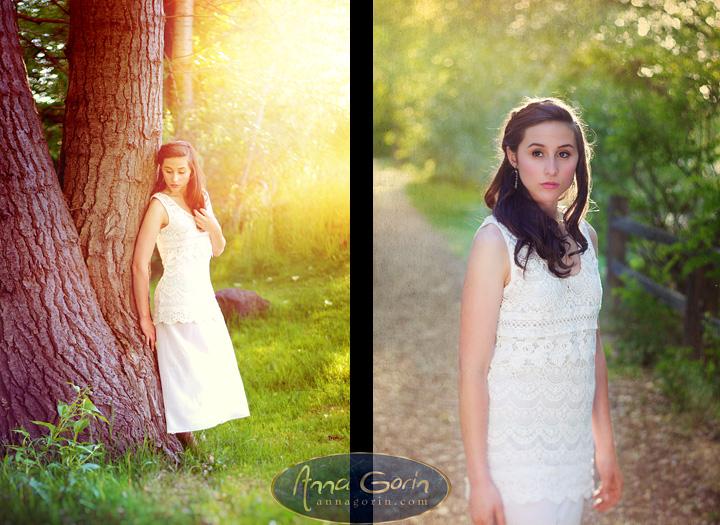 Models Nicolette Anna Gorin Photography Boise Idaho
