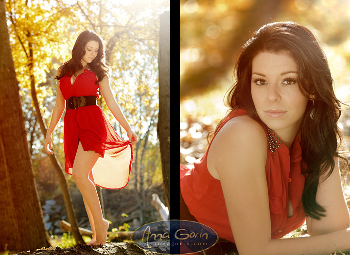 Models Carli Anna Gorin Photography Boise Idaho