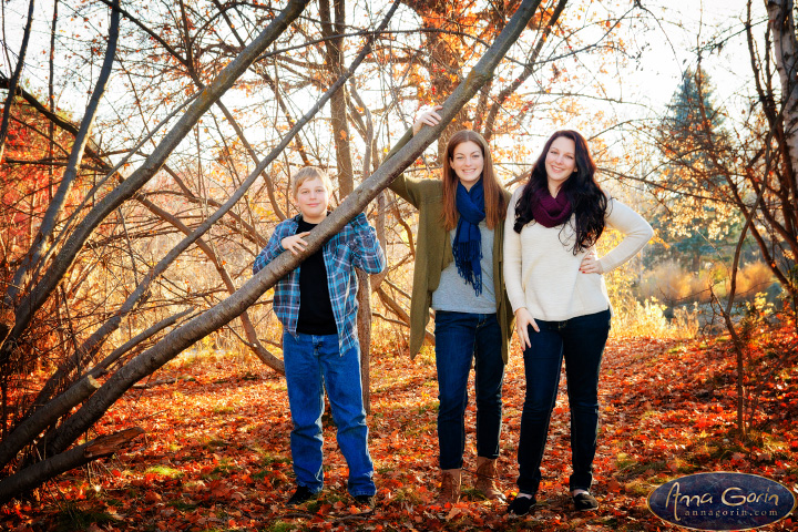 The Arstein family | winter portrait photoshoots photography outdoor portraits kathryn albertson park Family Photos Family Photographer Boise Family Photographer families Boise Family Photos Boise Family Photography  | Anna Gorin Design & Photography, Boise, Idaho