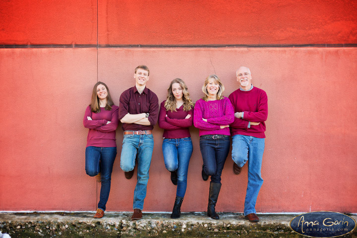 The Reichel family | portrait photoshoots photography outdoor portraits idaho capitol building freak alley family photos family photographer boise family photographer families downtown boise boise family photos boise family photography boise family photographer  | Anna Gorin Design & Photography, Boise, Idaho