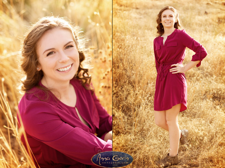Seniors: Marissa | seniors 2017 seniors Senior Portraits Boise Senior Portraits Senior Portrait Senior Pictures Boise Senior Photos portraits photoshoots outdoor portraits old idaho penitentiary female portraits Boise Senior Pictures Boise Senior Photos Boise Senior Photography Boise Senior Photographer autumn  | Anna Gorin Design & Photography, Boise, Idaho