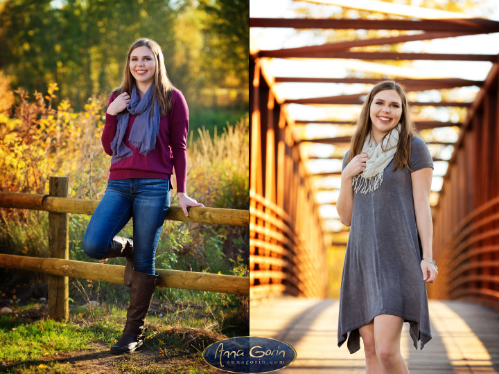 Seniors: Jordan | seniors 2018 seniors Senior Portraits Boise Senior Portraits Senior Portrait Senior Pictures Boise Senior Photos portraits photoshoots outdoor portraits merrill park female portrait fall eagle Boise Senior Pictures Boise Senior Photos Boise Senior Photography Boise Senior Photographer boise river autumn  | Anna Gorin Design & Photography, Boise, Idaho