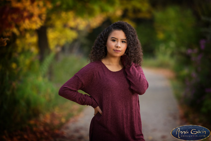 Seniors: Destany | seniors 2018 seniors Senior Portraits Boise Senior Portraits Senior Portrait Senior Pictures Boise Senior Photos portraits photoshoots outdoor portraits kathryn albertson park female portraits fall Boise Senior Pictures Boise Senior Photos Boise Senior Photography Boise Senior Photographer autumn  | Anna Gorin Design & Photography, Boise, Idaho