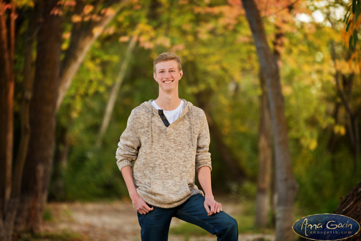 Seniors: Ben | seniors 2018 seniors Senior Portraits Boise Senior Portraits Senior Portrait Senior Pictures Boise Senior Photos portraits photoshoots outdoor portraits male portrait fall eagle Boise Senior Pictures Boise Senior Photos Boise Senior Photography Boise Senior Photographer boise river autumn  | Anna Gorin Design & Photography, Boise, Idaho
