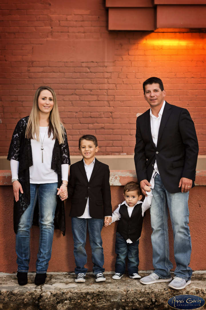 The Gerhardt family