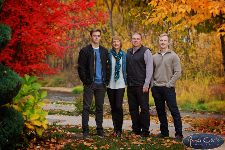 The Nelson family | photoshoots photography outdoor portraits Family Photos Family Photographer Boise Family Photographer families fall eagle boise river Boise Family Photos Boise Family Photography Boise Family Photographer autumn  | Anna Gorin Design & Photography, Boise, Idaho