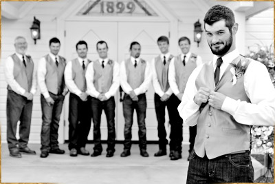 Groomsmen photos in Boise, Idaho