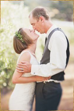 Wedding photography at Hurst Ranch in Jamestown, California